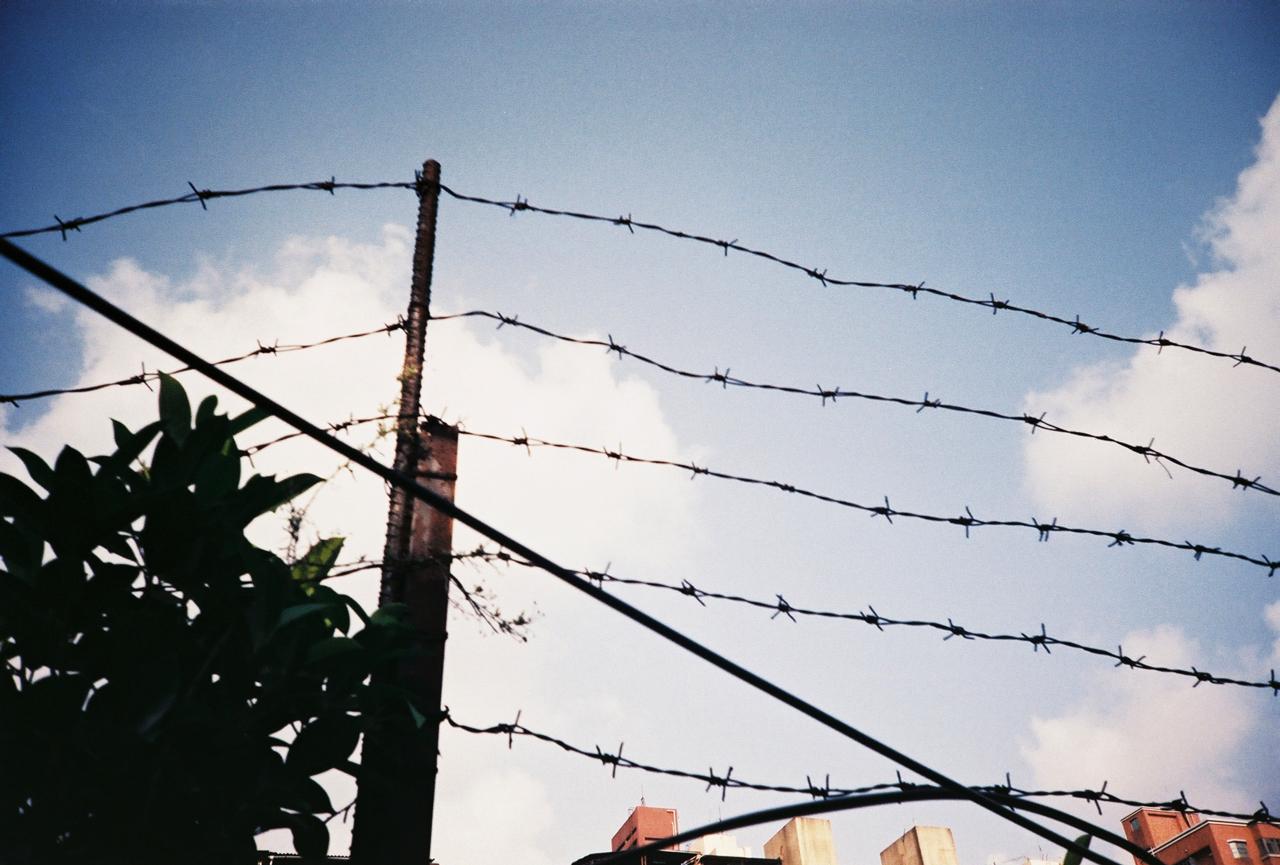 城市的圍籬